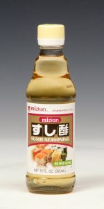 Sushi Seasoning No MSGAvailable in 12 and 24 oz. bottles.Designed to make sushi rice just like your favorite sushi restaurant, with no MSG added.